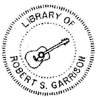 Library Embosser, Guitar Style
