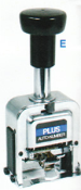 6 Band Plus Auto-Numbering Machine
