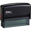 S-831S - Shiny Self-Inking Signature Stamp