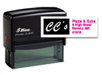 S-8337D - S-833 Two Color Stamp 7D