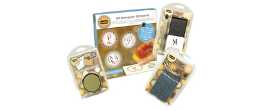 Accessories (for Large Round Monogram Stamper)