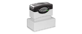 Rectangular Maxlight Pre Ink Stamps<br /><small>Great  for address <br />stamps, signatures, monograms,<br />and more!</small>