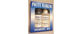 Quick Dry & Specialty Inks<br>for Stamping Metal<br>Plastic or Fabric