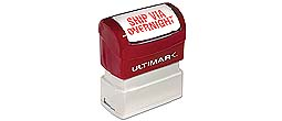 Ultimark Stamps