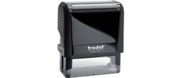 Rectangular Stamps<br /><small>Choose a rectangular<br />self-inker for address<br />stamps, endorsement stamps,<br />signature stamps, and more!</small>