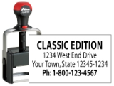 Heavy Duty Self Inking Stamps