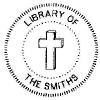 EMB_CROSS - Library Embosser, Cross Style