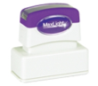XL2-115A - MaxLight Pre-Inked Address Stamp