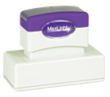 XL2-185A - MaxLight Pre-Ink Address Stamp