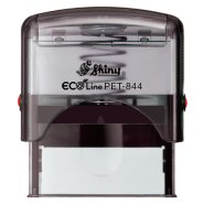 Shiny PET 844 Self-Inking Stamp